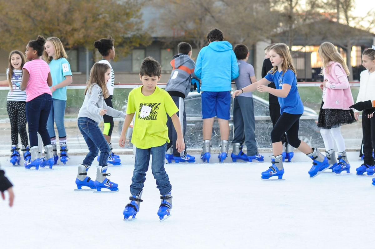 or not ice skate frisco u0027s outdoor rink open through jan 3