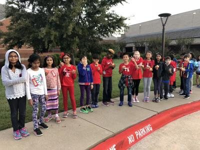Coppell ISD Red Ribbon Week
