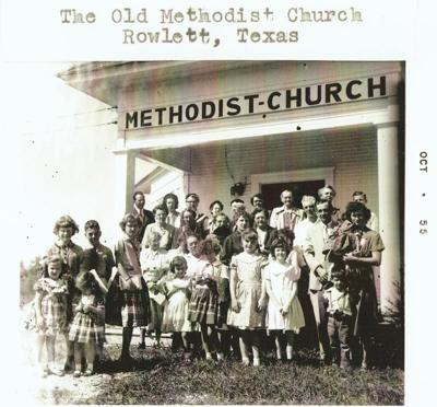 First Rowlett United Methodist Church celebrates 125th anniversary