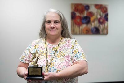 Mesquite names Paraprofessional of the Year