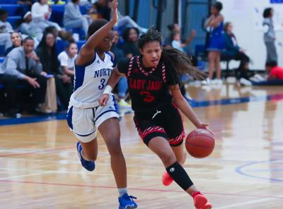 Mesquite Horn Girls Basketball