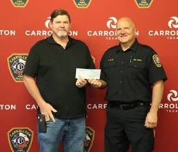 Carrollton Fire Rescue grant