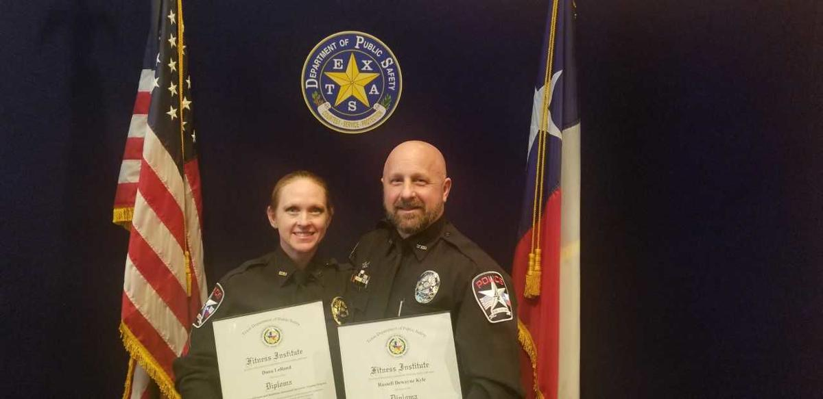 Sgt. Dana LeRond and Det. DeWayne Kyle
