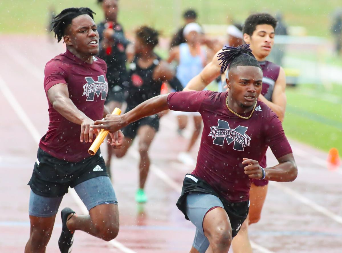 MESQUITE TRACK AND FIELD