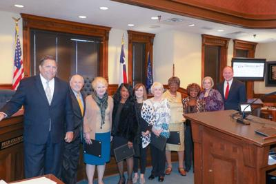 CPS recognized by Denton County Commissioners Court