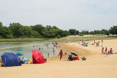 Little Elm Park beach