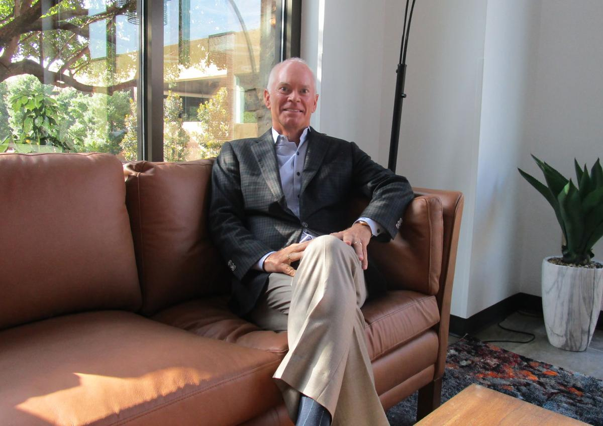 The Hope Center CEO steps down for next adventure