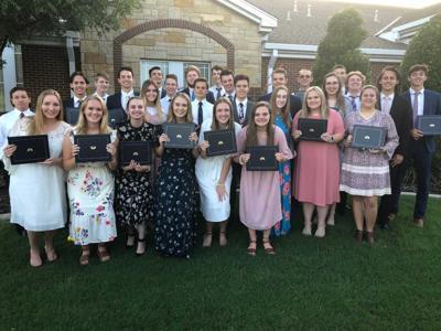 Dedicated teens graduate from Seminary   News