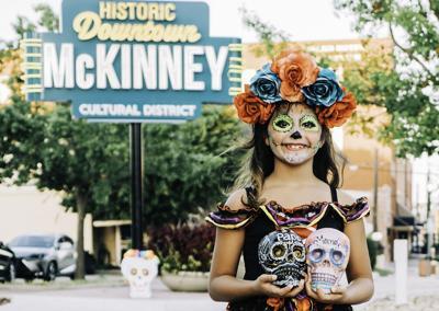 McKinney Día de los Muertos