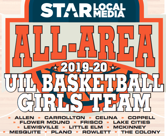 2019-20 Star Local Media All-Area Girls Basketball Team