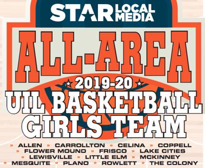 SLM All-Area Girls Basketball