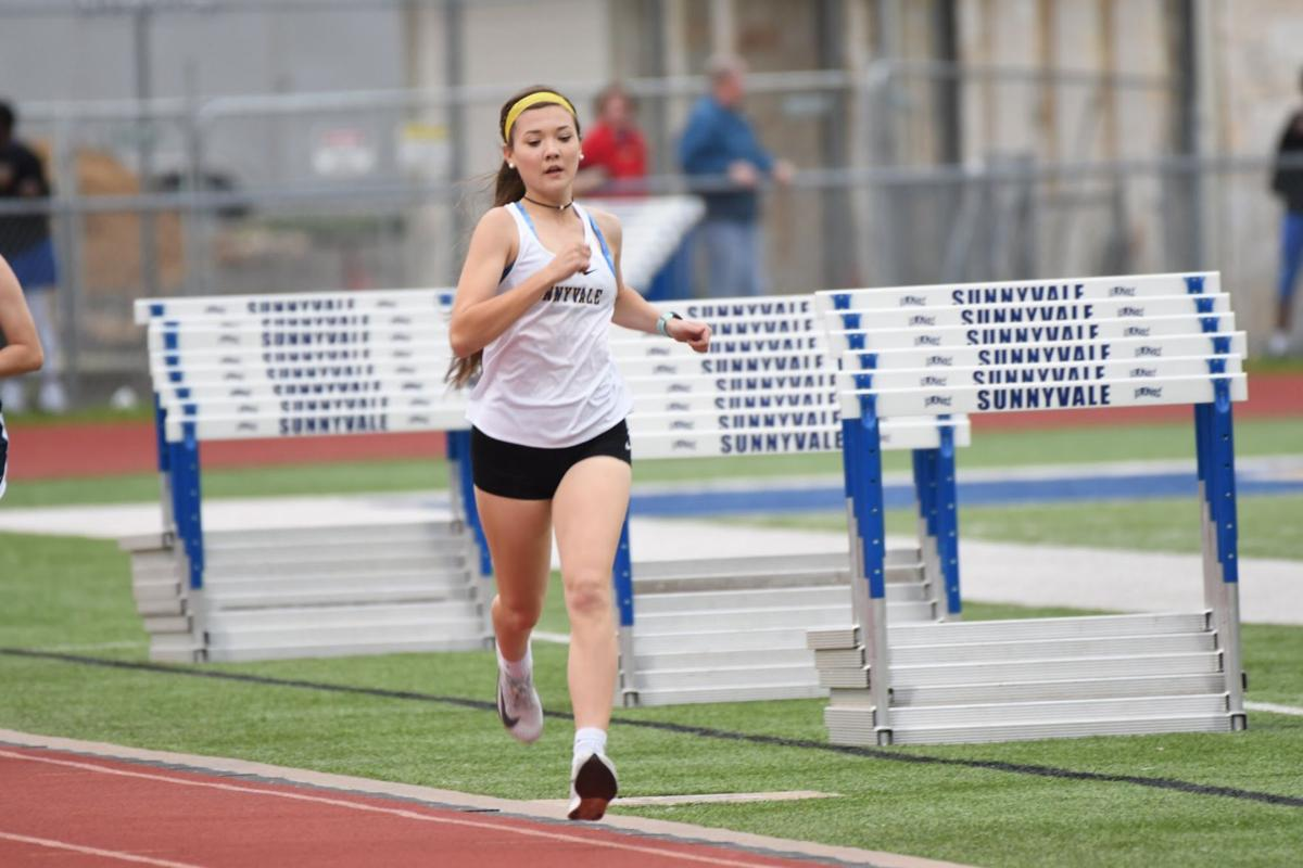 SUNNYVALE TRACK LILY JACOBS