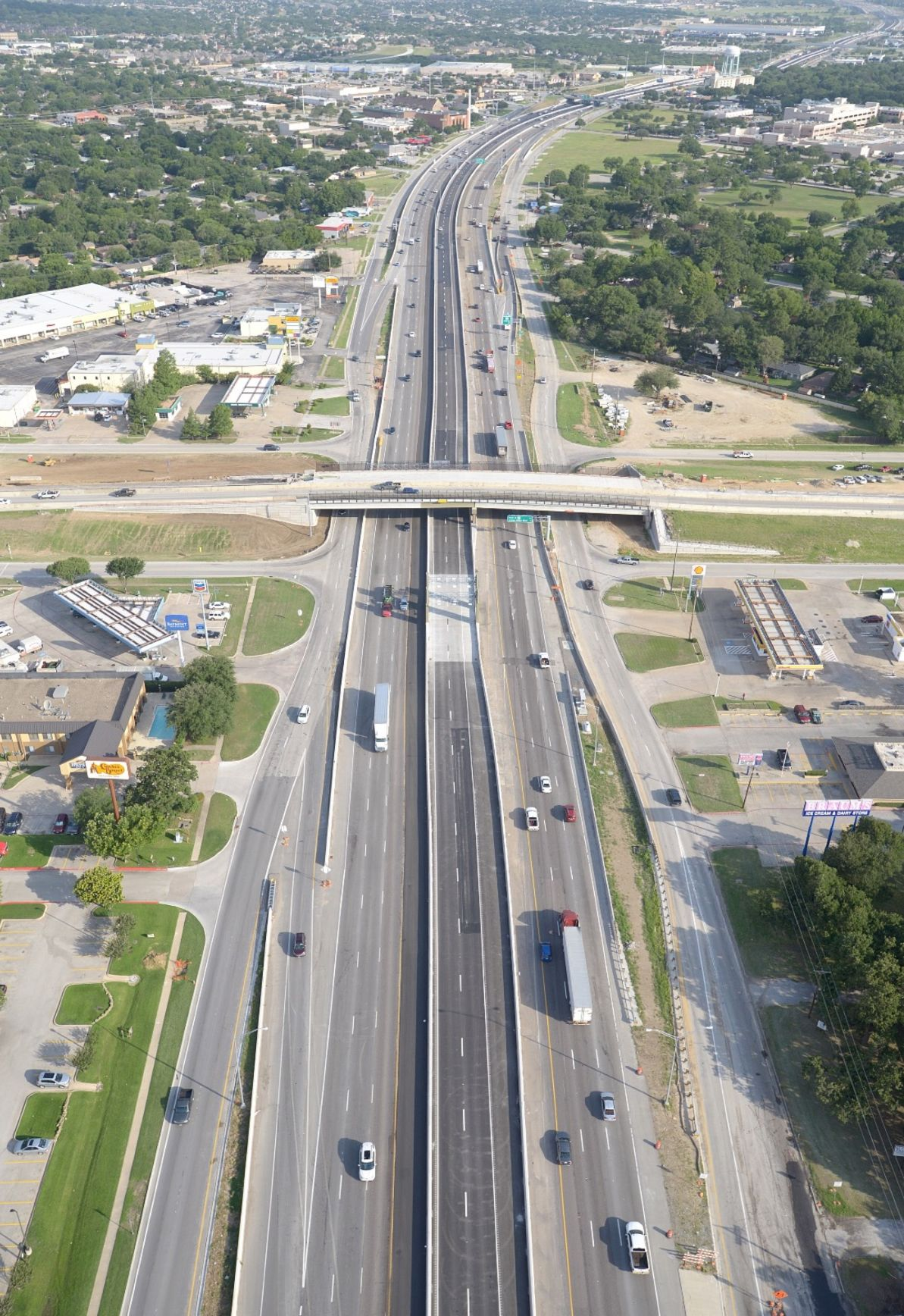 Public hearing seeks input on truck restrictions, including portion of I-35E
