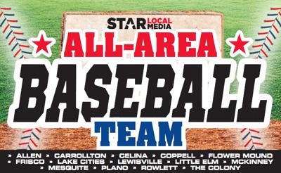 All-Area Baseball logo