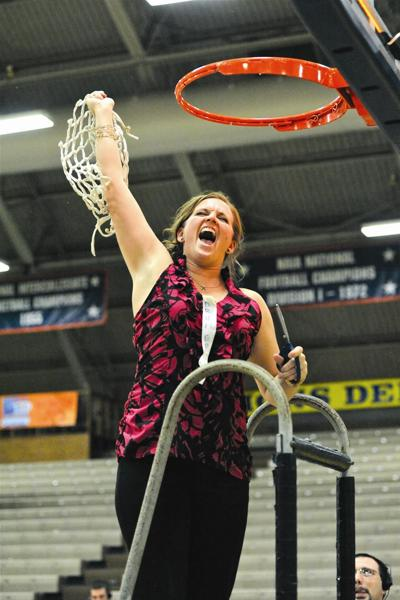 Lake Dallas Girls Basketball Head Coach Jordan Davis