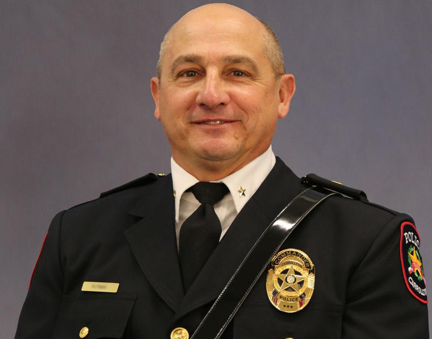 Carrollton names new assistant police chief