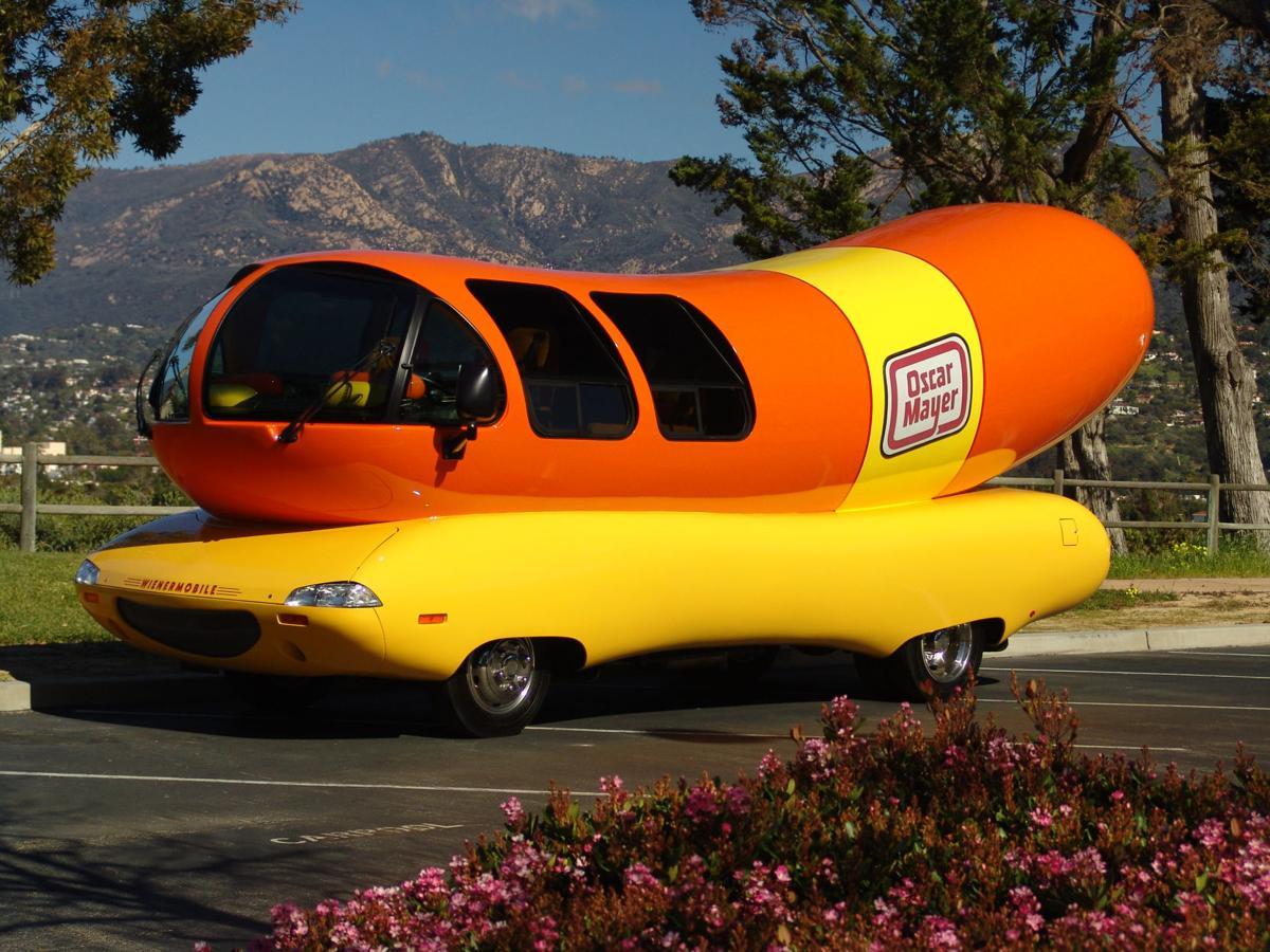 Wienerschnitzel Hot Dog For Car