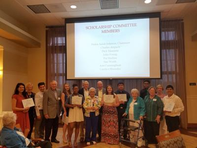 Highland Springs Hosts 2016 Student Scholars Awards