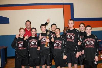 Schimelpfenig Middle School wins Plano 7th Grade Boys