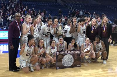 Championship Cats: Plano Senior girls capture first state