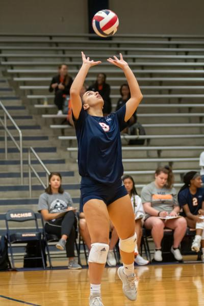 SACHSE VOLLEYBALL EMILY WESTBROOK