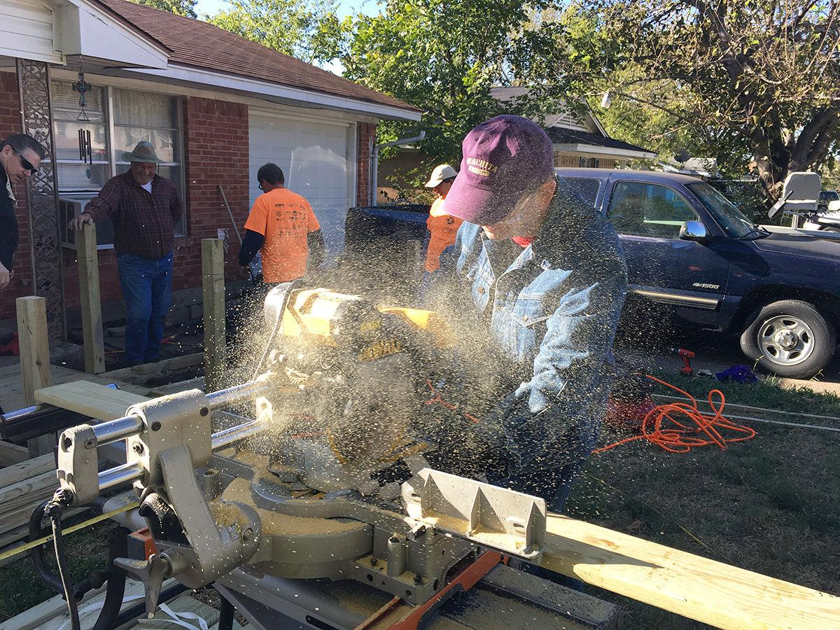 Mesquite celebrates the 15th anniversary of Addressing Mesquite Day by helping 102 homeowners