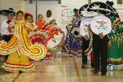 Garland ISD folklórico program promotes cultural awareness through dance