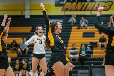 Plano East Volleyball Taylor Thackery