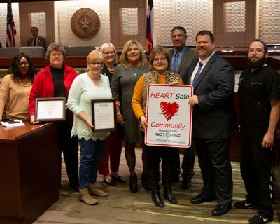 Mesquite named Heart Safe Community