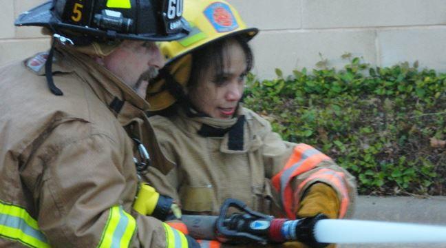 Allen Citizens Fire Academy