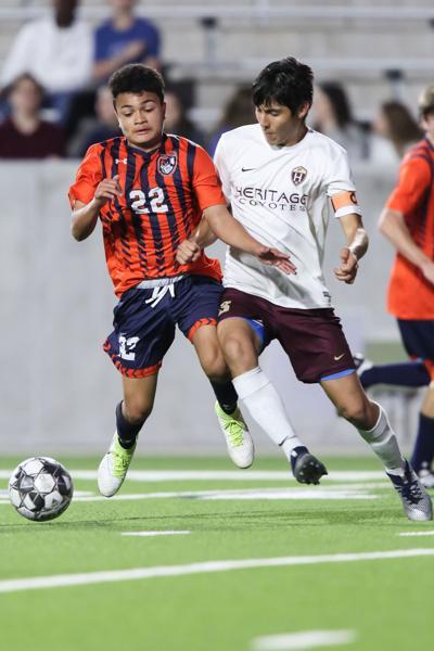 McKinney North's Cesar Flores