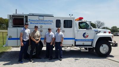Flower Mound Fire Department provides aid to fight Texas Panhandle wildfires