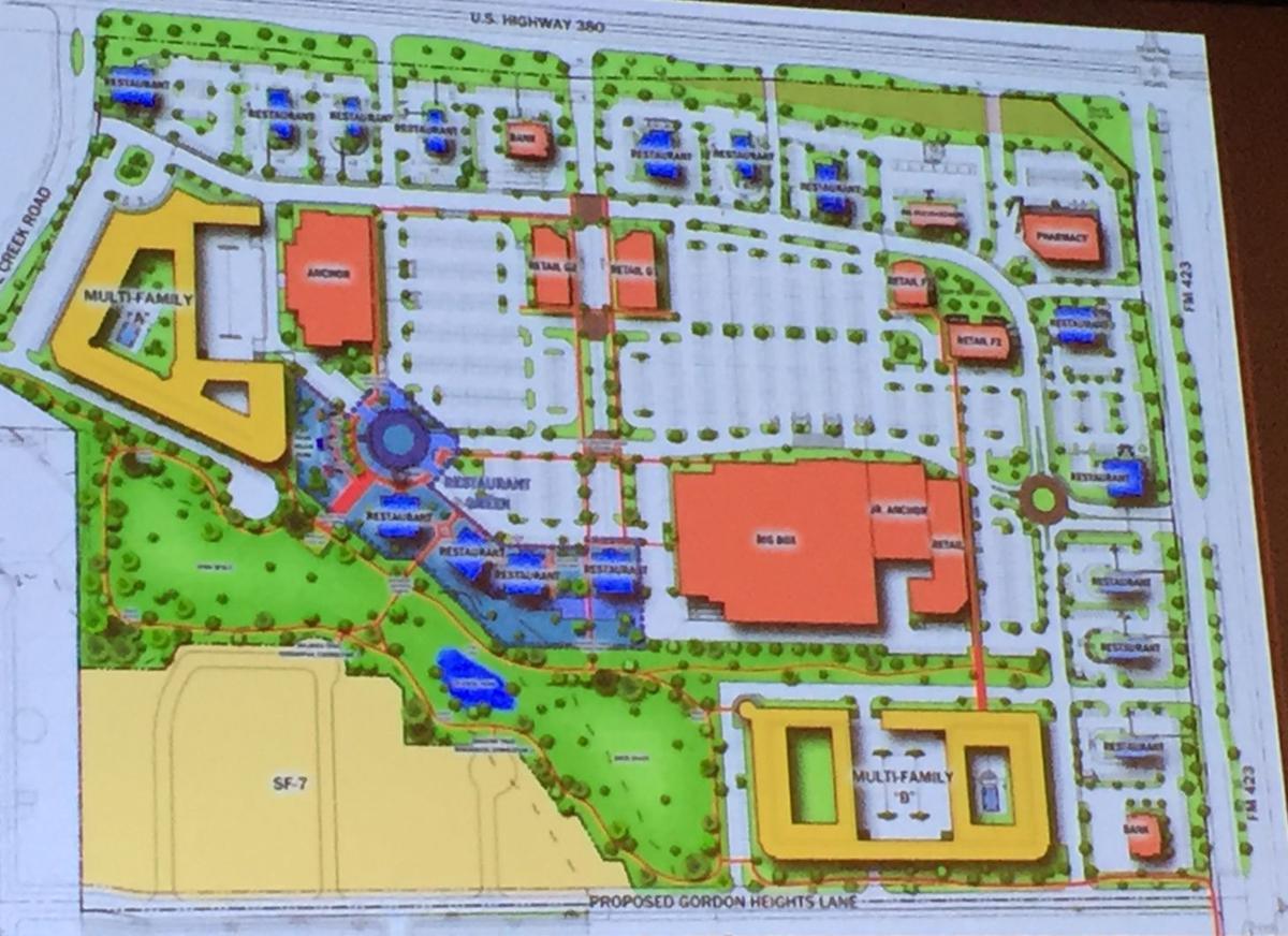 City Council considers Frisco Crossing development