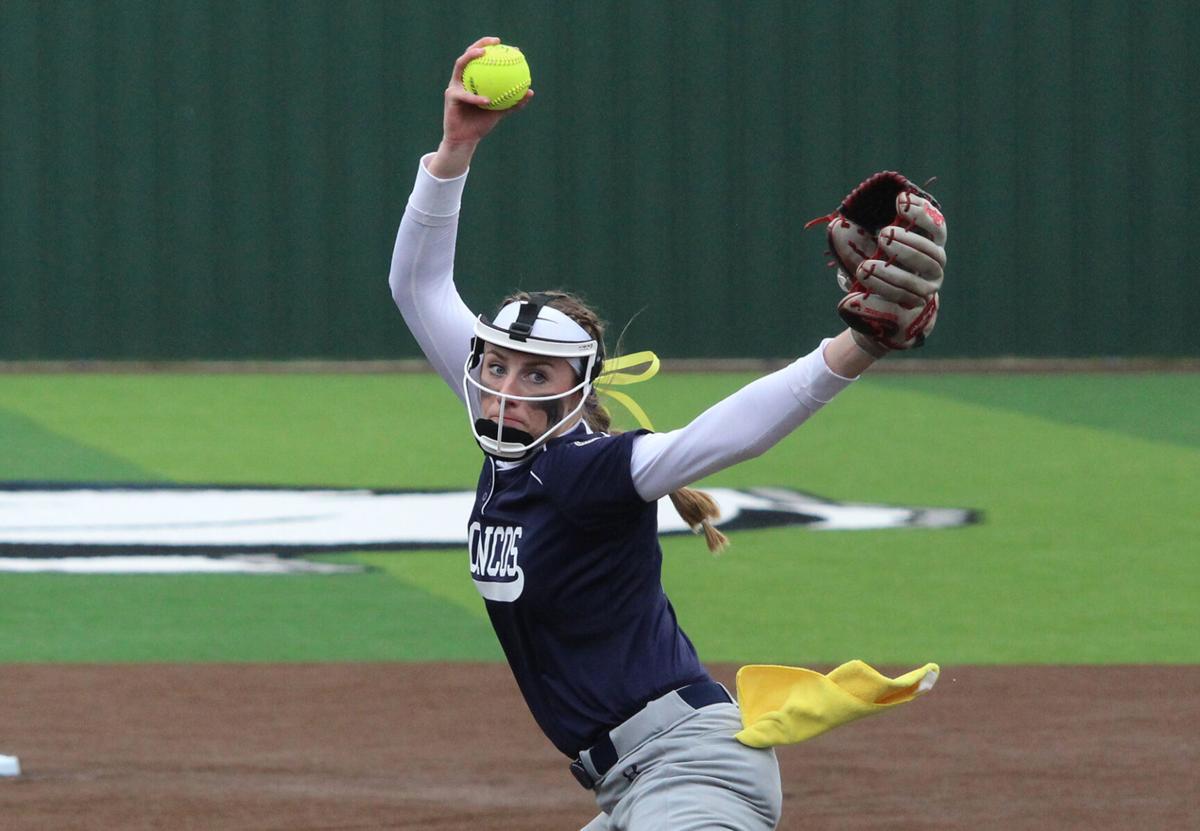 McKinney Boyd softball