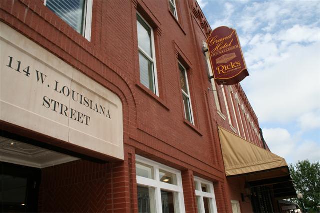 Grand Hotel Expands In Historic Downtown Mckinney News Starlocalmedia Com