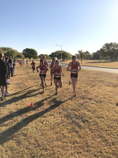 Coppell Girls Cross Country