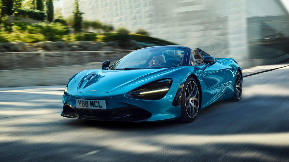 McLaren Automotive moves North America headquarters to Coppell