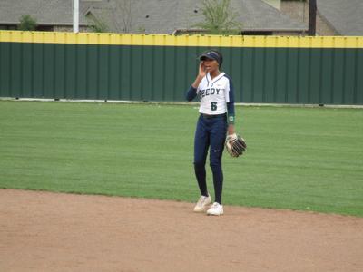 Reedy sophomore second baseman Toni Mcinnis