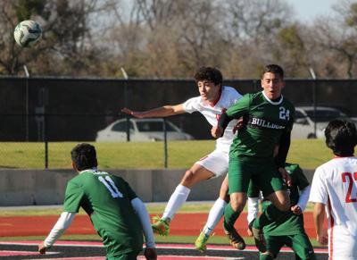 Alejandro Reyes Coppell boys soccer