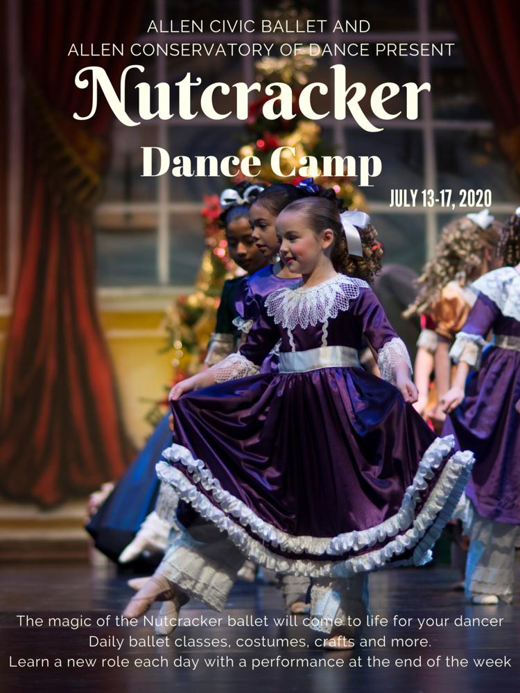 Nutcracker Dance Camp