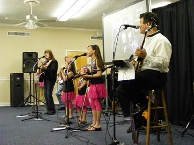 Family band spreads Texas sound
