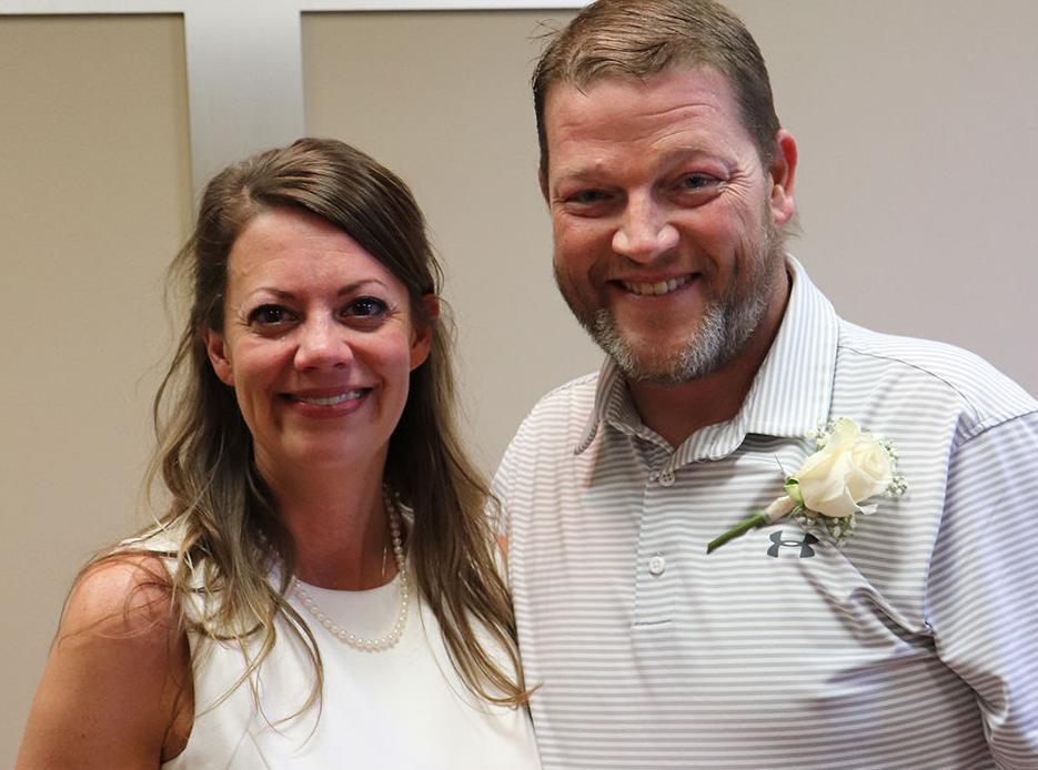 McKinney man battling cancer marries in hospital chapel
