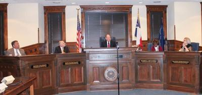 Denton County Commissioners