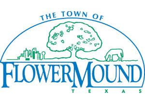 Town of Flower Mound logo - Correct Size