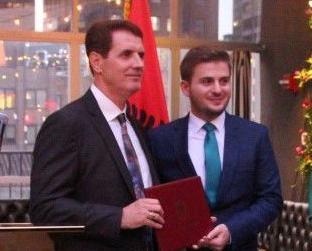 McKinney writer named home nation's ambassador