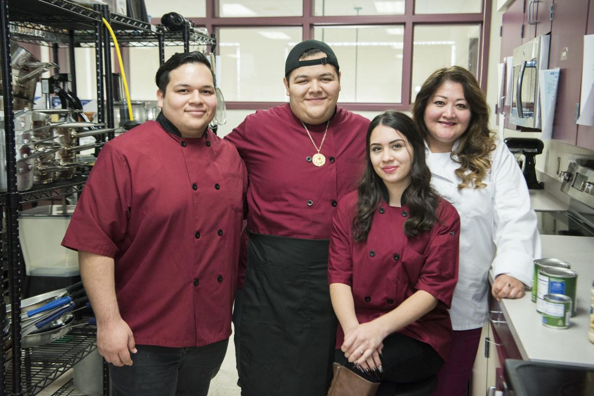 Mesquite HS culinary students win Kid's Fit competition