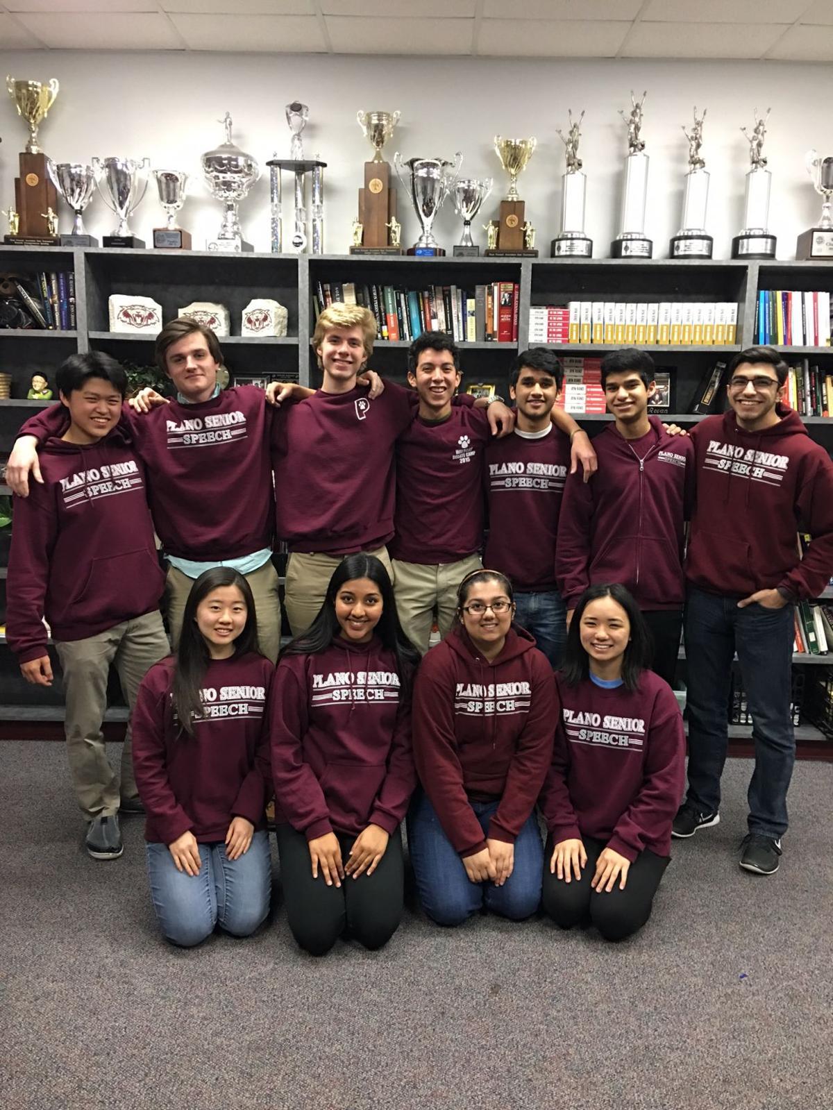 "3 Plano schools advance to ""Sweet 16"" of global debate"