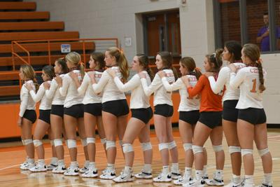 Celina Volleyball