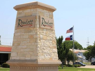 Rowlett monument