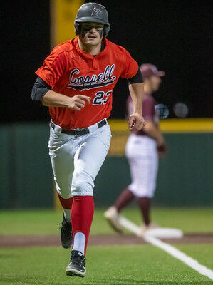 Walker Polk Coppell baseball